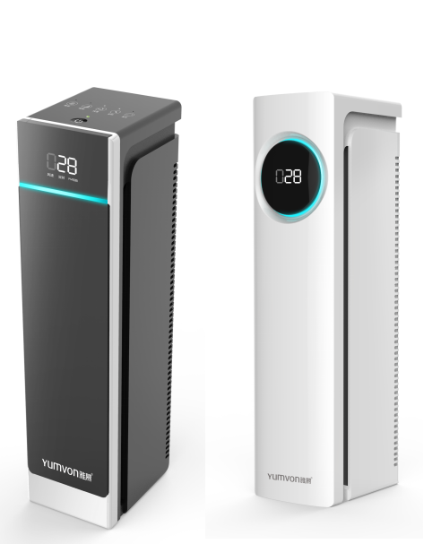 Developing Tower Air Purifier