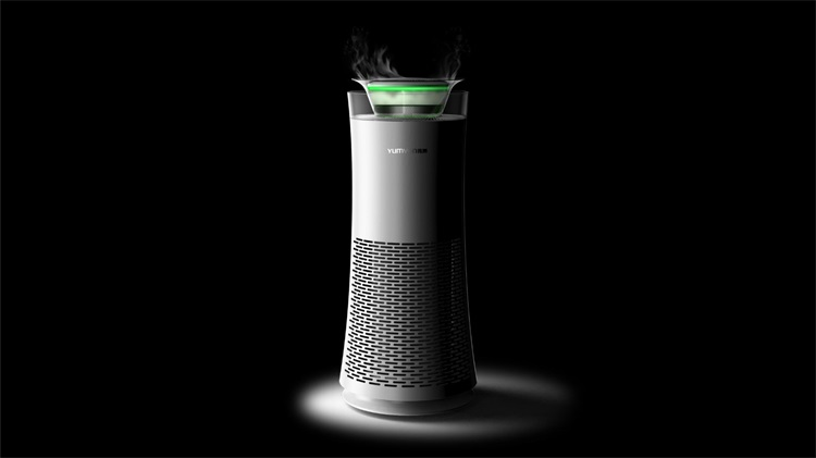 A008 AIR PURIFIER